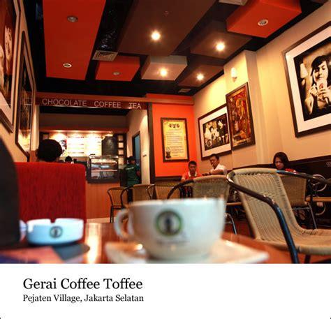 Coffee Toffee Jember menelisik waralaba kopi cikopi