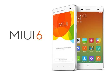 android layout like iphone xiaomi miui 6 looks like ios 7 but it s android digital
