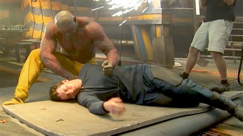 the making of the guardians of the galaxy making of video 1 youtube