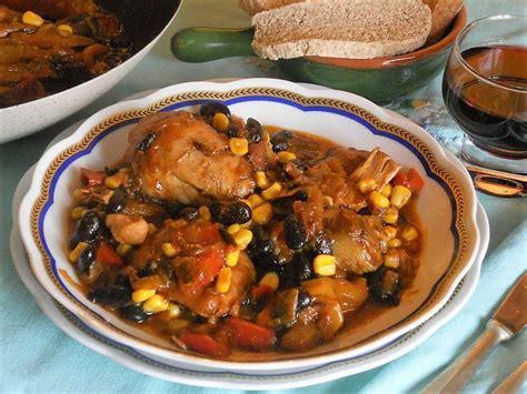 cucinare fagioli alla messicana pollo alla messicana cucinare it