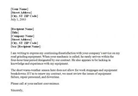 Complaint Letter Not Fit For Purpose Letter Of Complaint Template Letter Of Complaint
