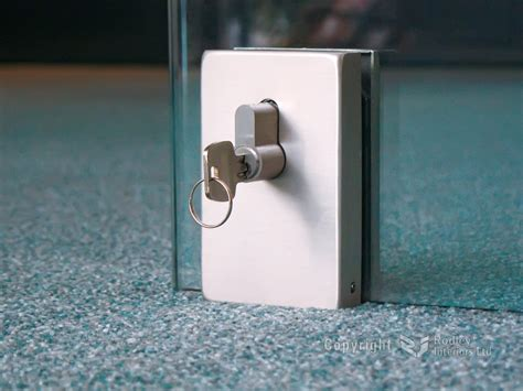 Glass Sliding Door Locks Office Frameless Glass Door Locks This Sliding Glass Door Has A Floor Lock To Keep The Modern