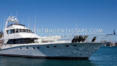 fishing boat for sale spain 24 meter sport fishing yacht for sale in spain youtube