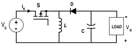 Buck Boost Circuit Diagram analysis of four dc dc converters in equilibrium