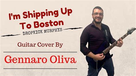 shipping up to boston dropkick murphys i m shipping up to boston guitar cover