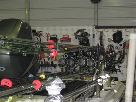 boat rod transport holders crappie rod holders for transport