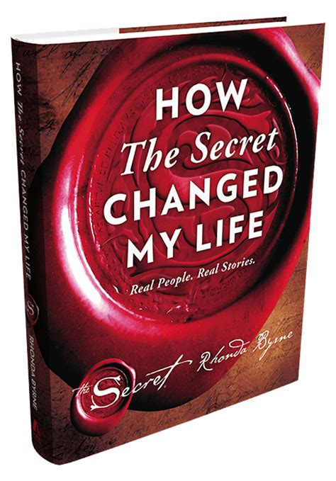 how the secret changed how the secret changed my life book the secret 174 official website