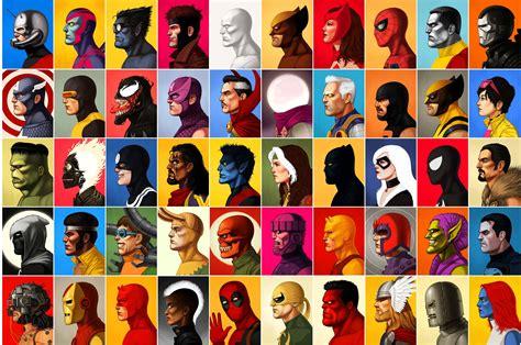 Doctor Strange 02 Poster Marvel Bingkai Poster Vintage wallpaper collage marvel comics brand