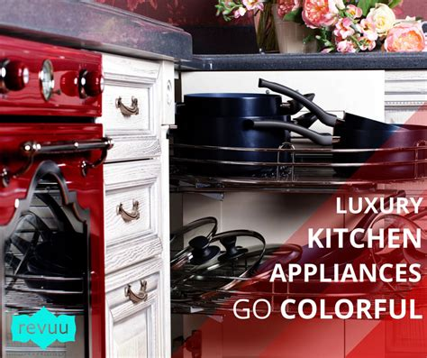 colorful kitchen appliances brights pastels and neutrals luxury colorful kitchen