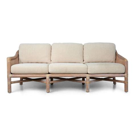mcguire sofa mcguire rattan outdoor patio set with sofa coffee table