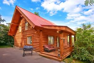 pigeon forge cabin rental timber