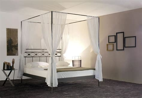 double canopy bed double bed with iron canopy idfdesign