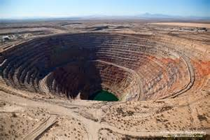 Open Pit Panoramio Photo Of Open Pit Mine