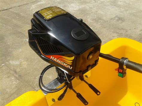 5 hp electric boat motor 48v 5hp electric outboard motor
