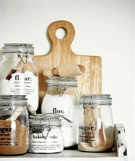 Flour Cabinet Antique Diy Mason Jar Design Amp Decorating Ideas