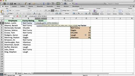 vlookup tutorial in youtube excel vlookup tutorial using an exact match youtube