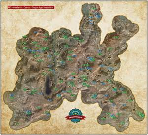 Dragon Age Inquisition World Map by Hinterlands Quests Related Keywords Amp Suggestions