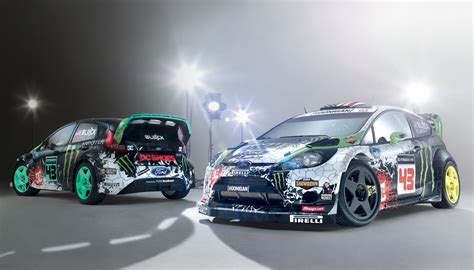 Küchenblock by Your Ridiculously Cool 2012 Ken Block Ford Fiestas