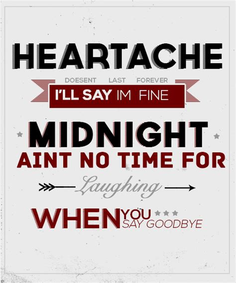 typography lyrics one direction www pixshark