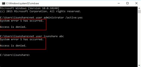 airbnb error failed to find processor how to fix system error 5 in windows 10 computer