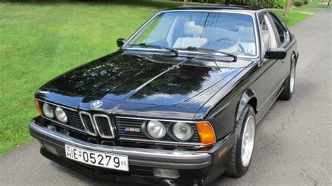 1988 bmw m6 series 1988 bmw m6 for sale on bat auctions closed on october