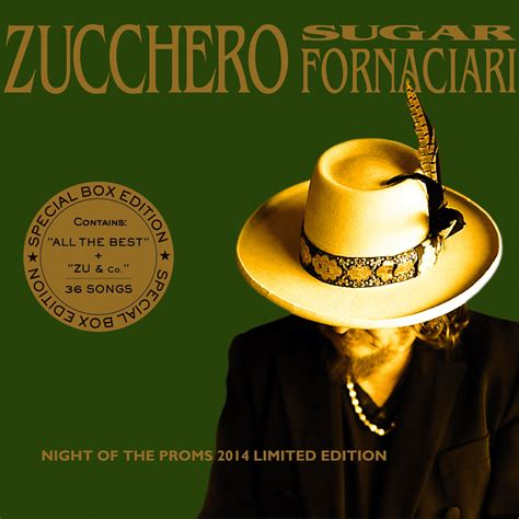 zucchero best of zu co all the best of the proms edition