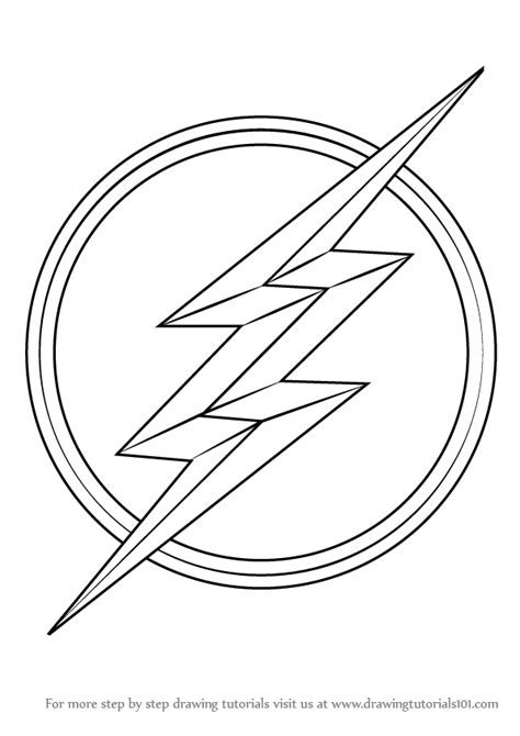 flash coloring pages flash symbol coloring page az coloring pages