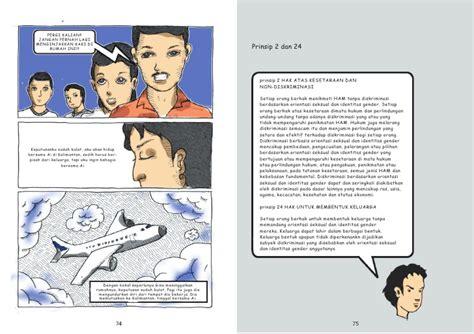 Identitas Perempuan Indonesia Status Pergeseran Relasi Gender Dan P yogyakarta principles comic versi bahasa indonesia