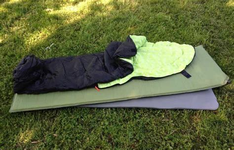 Sleeping Mat R Value by How To Choose The Best Cing Air Mattress Sleeping Pad