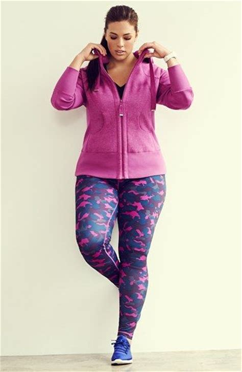 Finding Plus Size With Style And Fit by 7 Plus Size Workout Clothes Ideas Stylishwomenoutfits