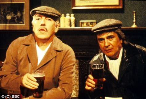 film comedy duos the joke s back on pete n dud as cook s widow celebrates
