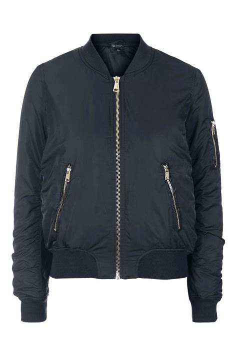 The Bomber Jacket ma1 bomber jacket the satin bomber we topshop usa