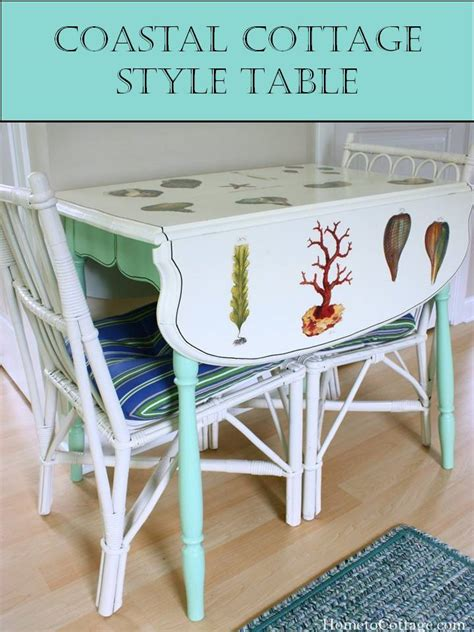 cottage style table ls cottage style table ls coastal cottage style table