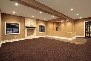 finished basement carpet how to carpet a basement floor basement