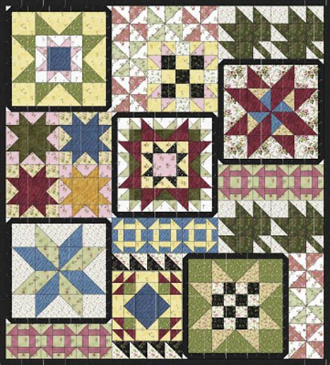 Quilting Blocks Galore by Quilt Blocks Galore 3
