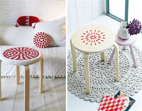 Customiser Un Tabouret by Customiser Le Tabouret Frosta D Ikea Joli Place