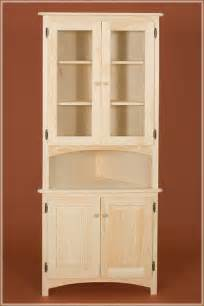 Corner Hutch For Dining Room by Brotherunfinished Furniture Lewis Furniture