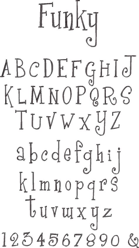 printable font styles print font styles for names monogram express