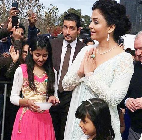 aishwarya rai bachan instagram aishwarya rai bachchan and daughter aaradhya wear manish