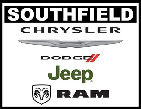 southfield dodge chrysler jeep southfield dodge chrysler jeep ram car dealership in