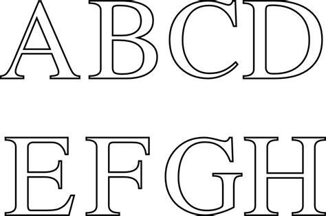 lettere alfabetiche dessins lettre de l alphabet 201 ducatifs