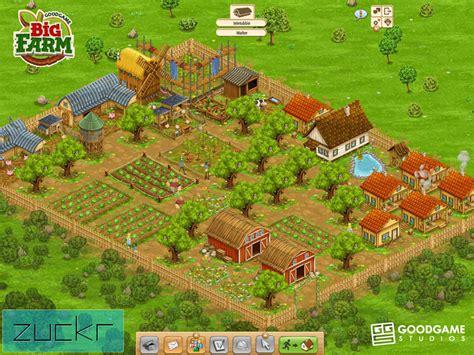 bid farm goodgame big farm screenshots free mmo zuckr