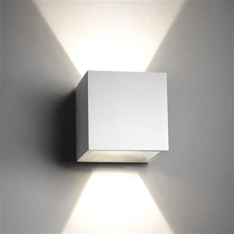 point lights light point cube led udend 248 rsle hvid fri fragt