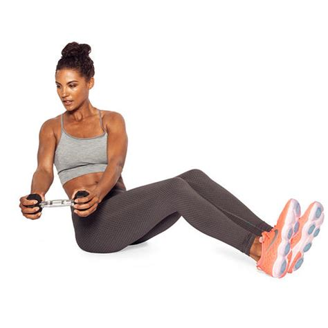 ab workouts 4 week workout plan to get flat abs fast shape magazine