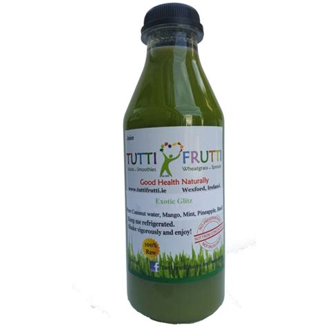 Detox Juice Delivery Dublin by Five 500ml