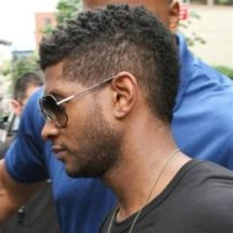 usher afro fade haircut ladies what haircut do u like on black men girlsaskguys