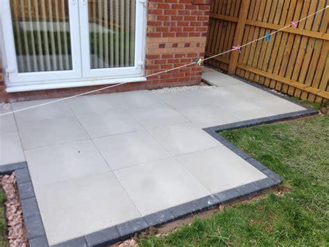 slabbed patio designs ideas for slabbed gardens garden ftempo