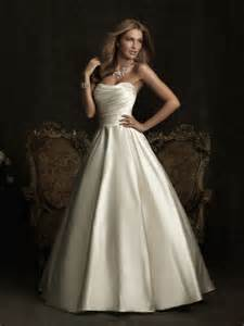 strapless sleeveless wedding dress ideal weddings