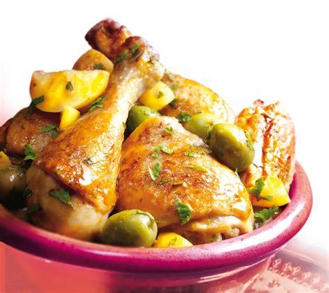 cuisine tajine tajine de poulet la recette facile