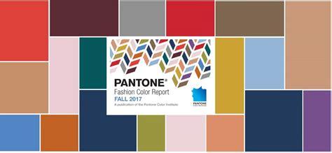 pantone fashion colors 2017 самые модные цвета осень зима 2017 18 pantone fashion